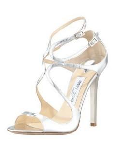 metallic-strappy-sandals