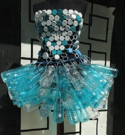 plastic-bottle-and-bottle-caps-dress