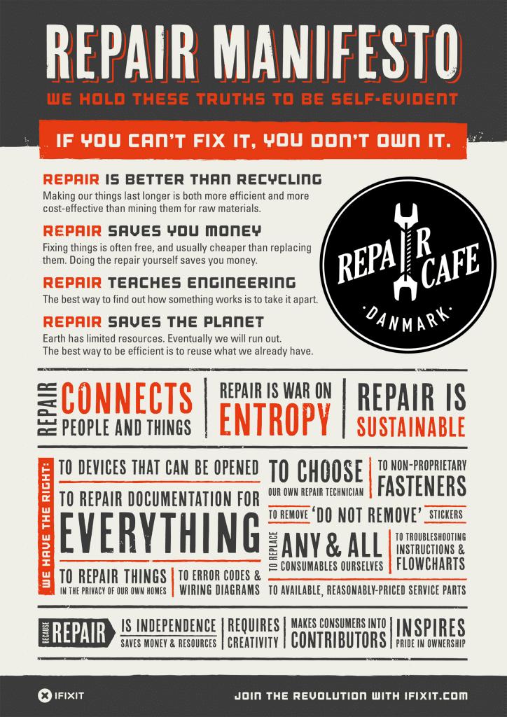 RC manifesto